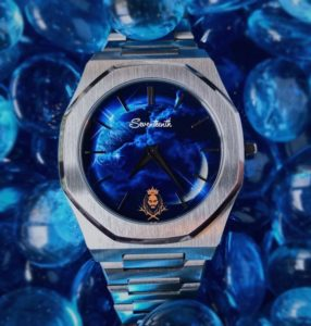 The Titan by Seventeenth Watches