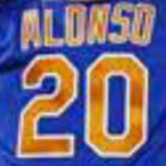 Pete Alonso Jersey