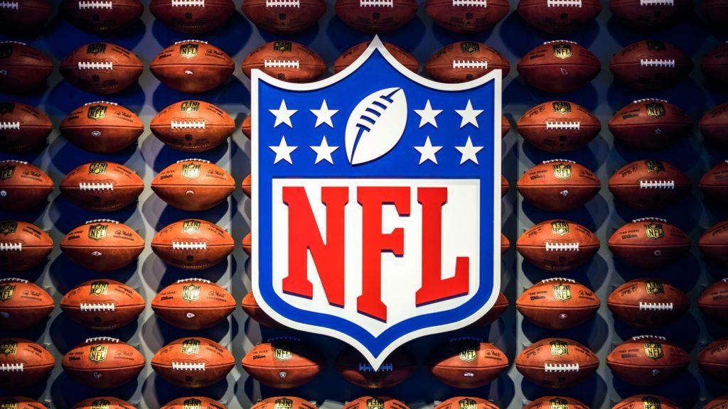 NFL logo Joe Burrow Jersey